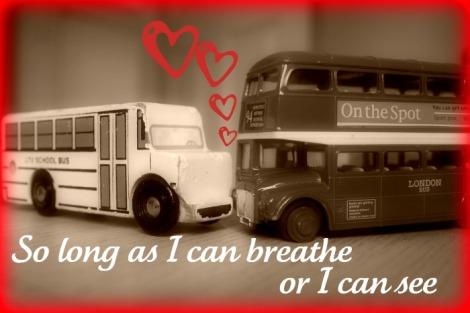 valentine's buses
