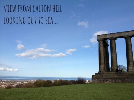 Calton Hill Observatory Edinburgh