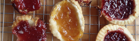 imperfect jam tarts