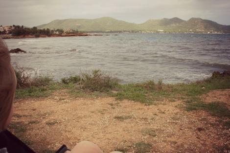 Cala Bona Majorca | bluebirdsunshine