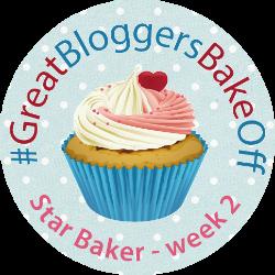 Star Baker GreatBloggersBakeOff