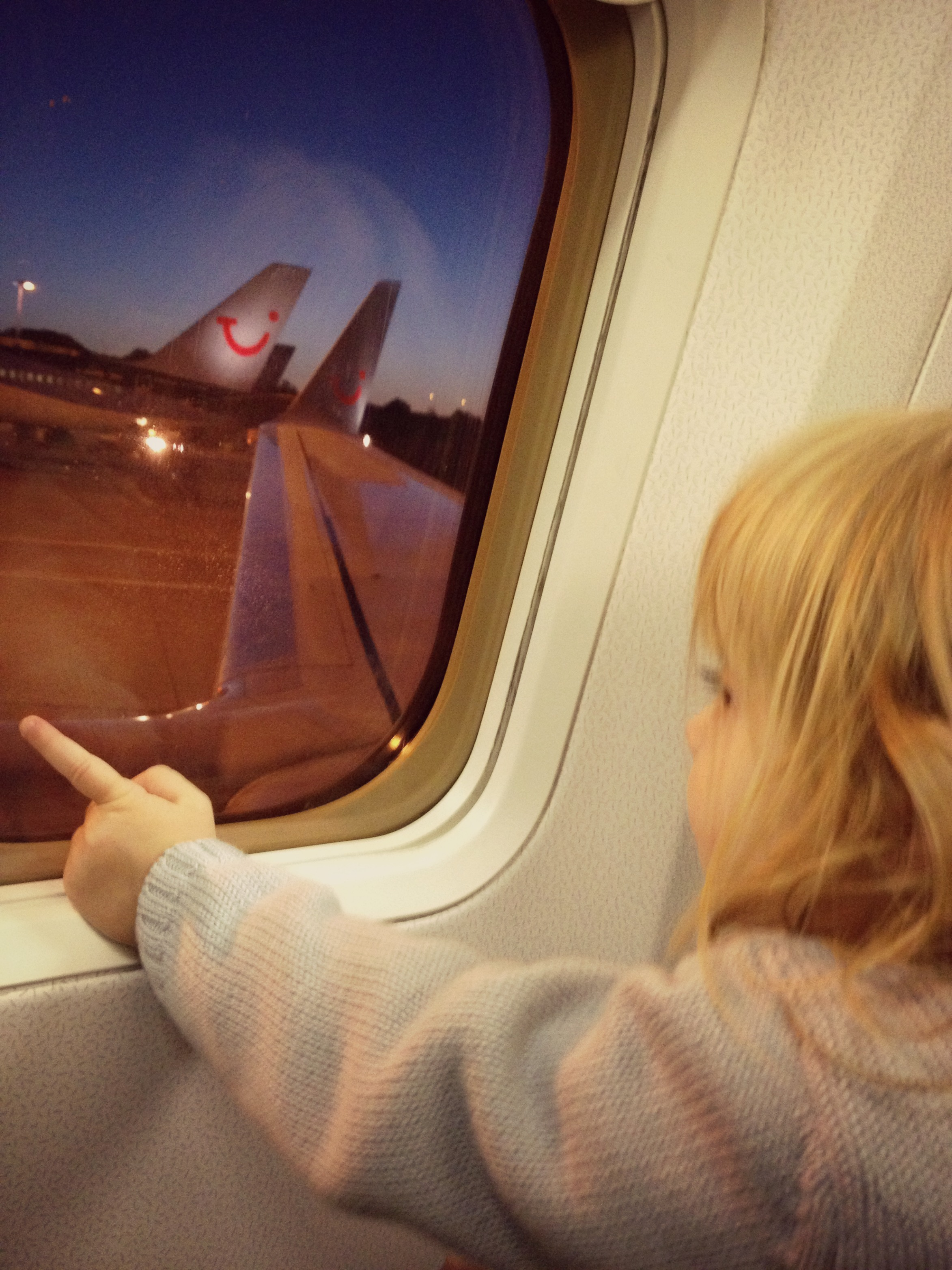 Travelling With A Toddler With Thomson Bluebirdsunshine
