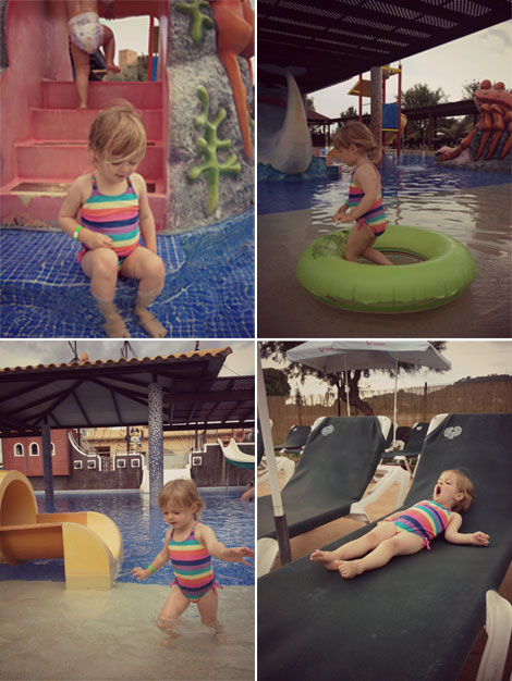 Splash Park Bonaire Thomson Family Resort | bluebirdsunshine