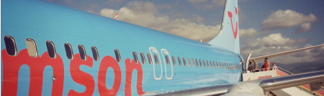 Thomson Airways Plane