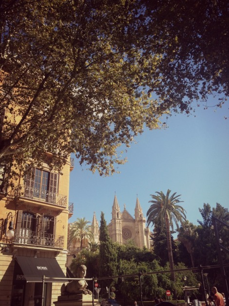 Palma Old Town | bluebirdsunshine