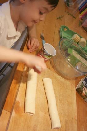 Making Sausage Rolls | Bluebirdsunshine