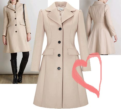 Alice Temperley Somerset Coat