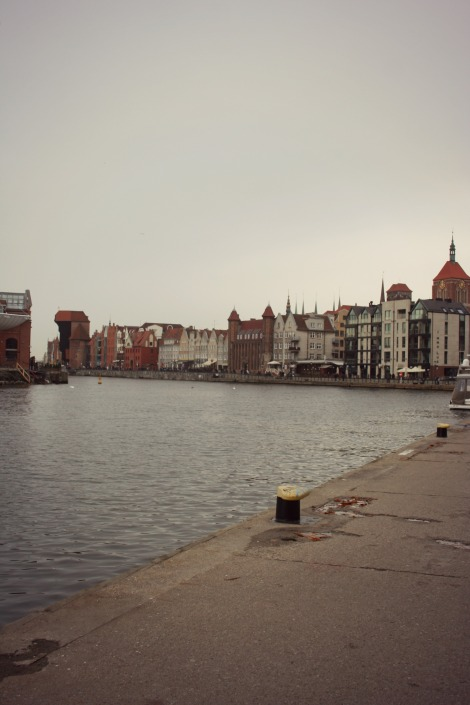 Gdansk Harbour Old Town | bluebirdsunshine