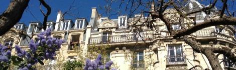 paris in spring | bluebirdsunshine