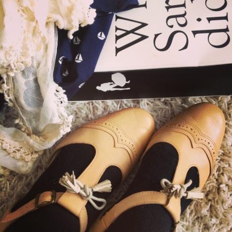 JShoes brogues | bluebirdsunshine