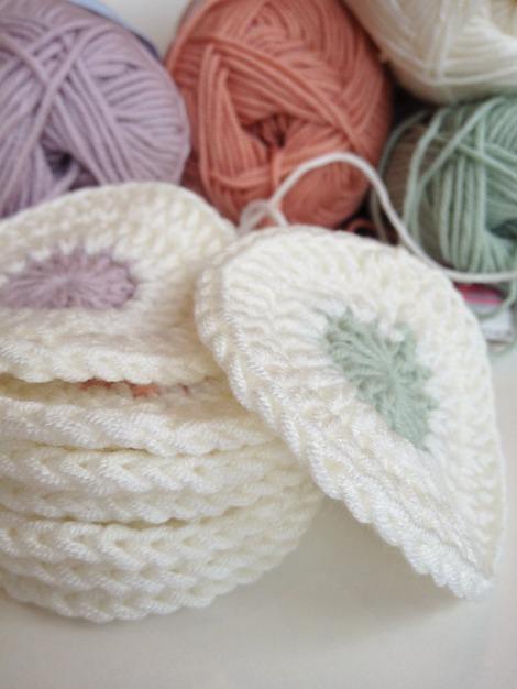 Crochet circles | bluebirdsunshine