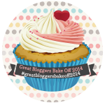 Great Bloggers Bake Off 2014