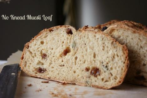 Muesli Loaf | bluebirdsunshine
