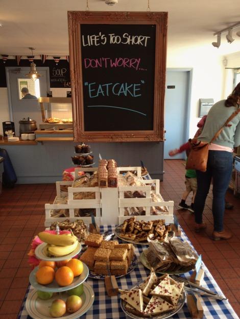 Eat Cake | bluebirdsunshine