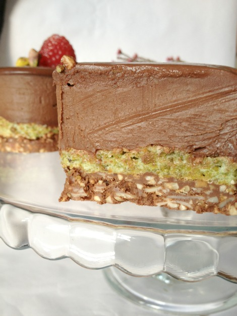 chocolate pistachio pizzazz | bluebirdsunshine