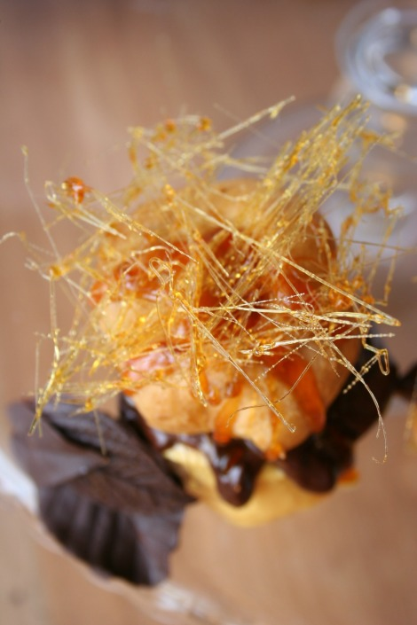 Choc Orange Autumn Crunch | bluebirdsunshine