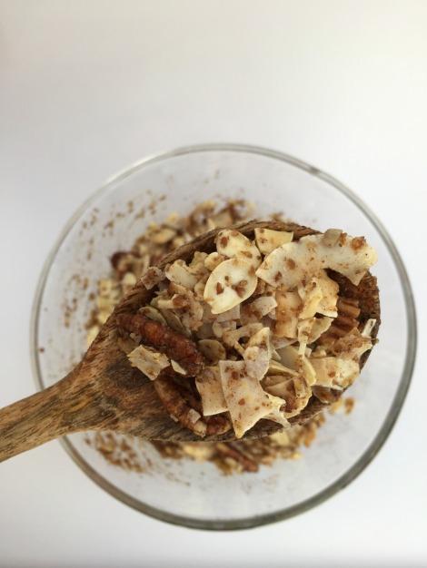 Spoonful of grain free granola | bluebirdsunshine