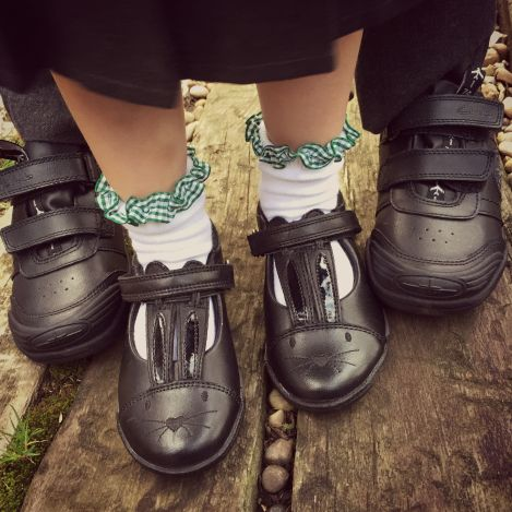 School Shoes | bluebirdsunshine