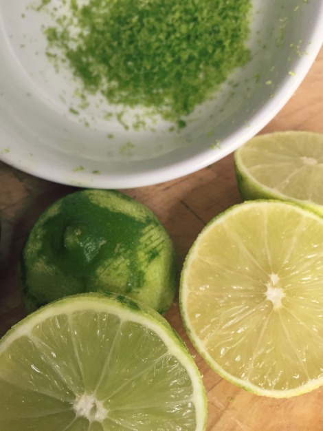 Limes and Zest | BBSS