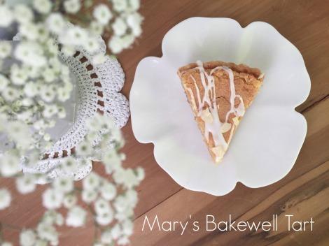 Mary's Bakewell Tart | BBSS